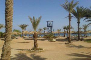 Sharm el Sheik-Strandtag