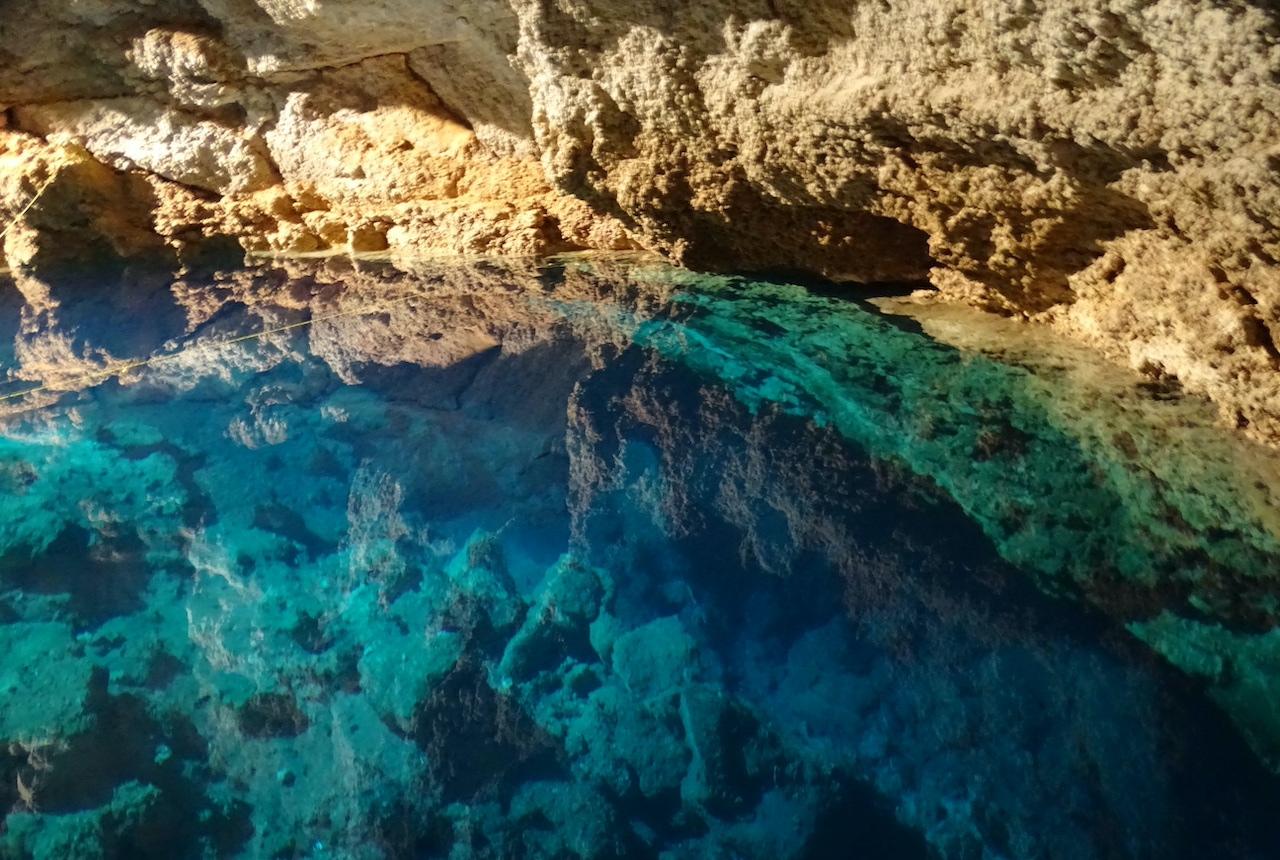 Coba-Cenote-Mayafamilie