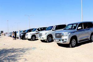 Halbtages Desert Safari Tour in Doha