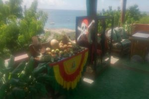 Grenada-Strandaufenthalt