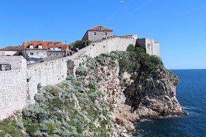 Dubrovnik Stadtführung von den Stadtmauern und dem Berg Srd