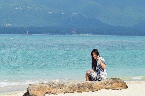 Ausflug zu verbogenen Inseln