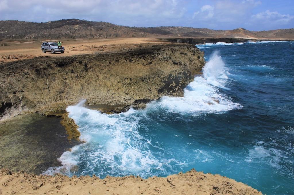 Inseltour mit dem Jeep