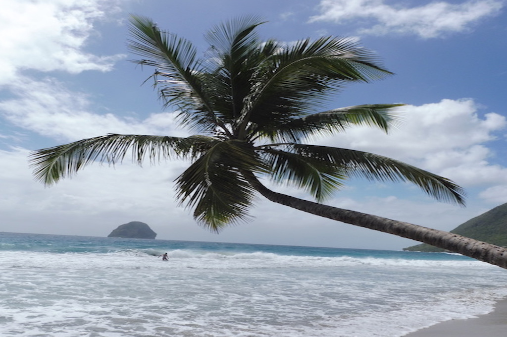 Tour in den Süden-Martinique