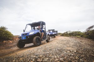 Buggy- Tour off-road zum Natural Pool