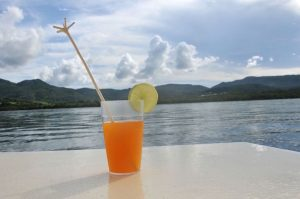 Katamaranausflug Martinique