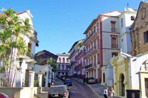 Schleuse & Panama City