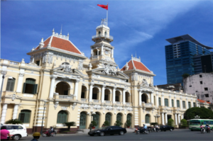 VIP City Tour Saigon