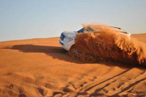 Wüstensafari mit dem Jeep und BBQ